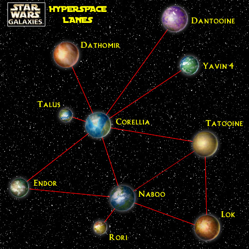 star wars galaxies map